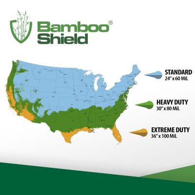 Bamboo Shield Map